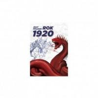 Rok 1920 - okładka książki