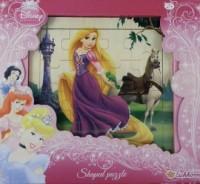 Roszpunka (puzzle konturowe) - zdjęcie zabawki, gry