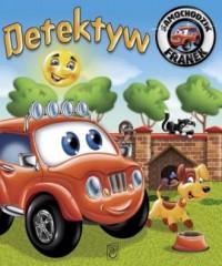 Samochodzik Franek. Detektyw - okładka książki