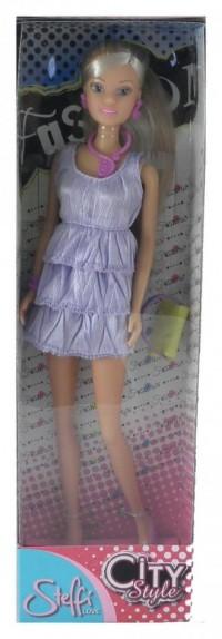 Steffi w miejskim stylu (fioletowa) - zdjęcie zabawki, gry
