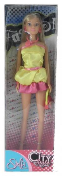 Steffi w miejskim stylu (żółta) - zdjęcie zabawki, gry