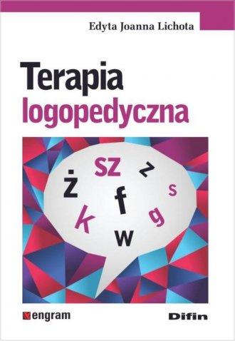 Terapia logopedyczna - okładka książki