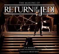 The Making of Star Wars. Return of the Jedi - okładka książki