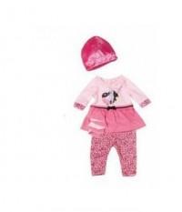 Ubranko dla lalek Baby born (różowe) - zdjęcie zabawki, gry