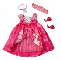 Ubranko dla lalek suknia balowa Baby born - zdjęcie zabawki, gry