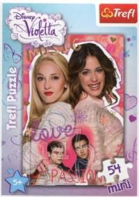 Violetta (puzzle mini 54-elem.) - zdjęcie zabawki, gry