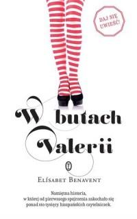W butach Walerii - okładka książki