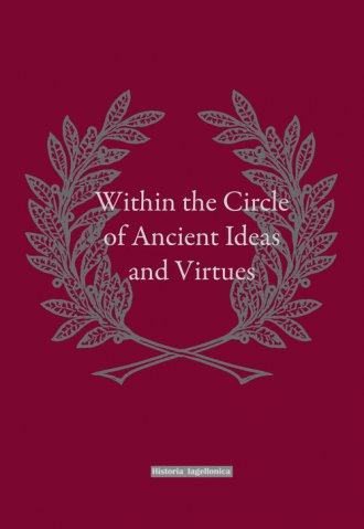 Within the Circle of Ancient Ideas - okładka książki