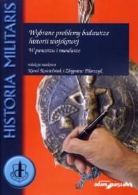 Wybrane problemy badawcze historii - okładka książki
