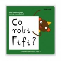 Co robi Fifi? - okładka książki