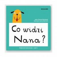 Co widzi Nana? - okładka książki