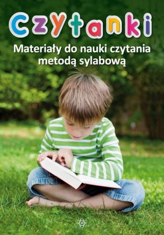 Czytanki. Materiały do nauki czytania - okładka książki