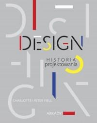 Design. Historia projektowania - okładka książki