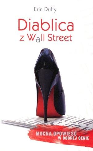 Diablica z Wall Street - okładka książki