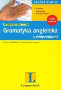 Gramatyka angielska z ćwiczeniami - okładka podręcznika