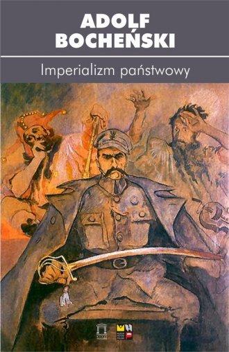 Imperializm państwowy - okładka książki