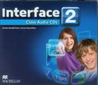 Interface (2 CD) - okładka podręcznika