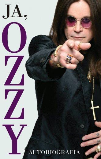 Ja Ozzy. Autobiografia - okładka książki