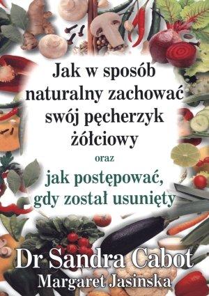 Jak w sposów naturalny zachować - okładka książki