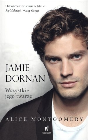 Jamie Dornan - okładka książki