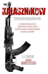 Kałasznikow - okładka książki