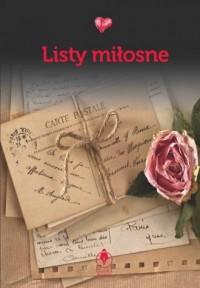 Listy miłosne - okładka książki