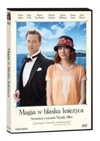 Magia w blasku księżyca (DVD) - okładka filmu