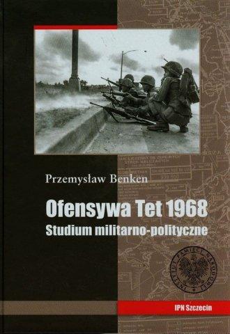 Ofensywa Tet 1968 - okładka książki