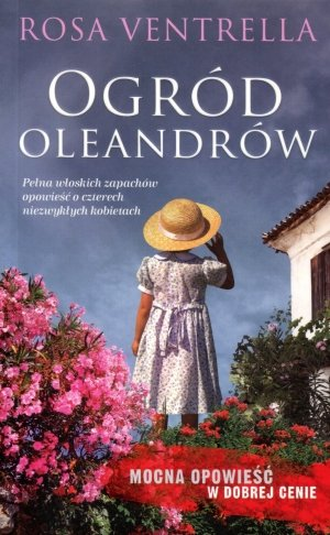 Ogród oleandrów - okładka książki