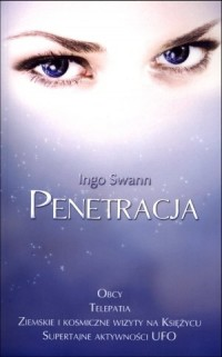 Penetracja - okładka książki