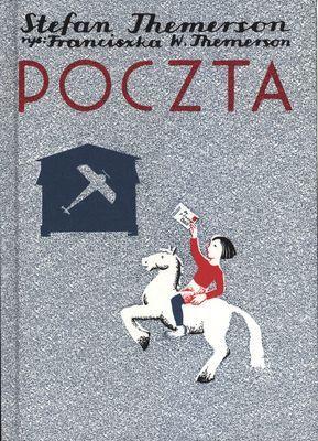 Poczta - okładka książki