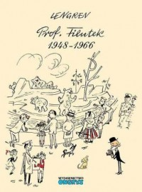 Prof. Filutek 1948-1966 - okładka książki