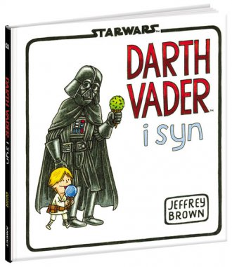 Star Wars. Darth Vader i syn - okładka książki