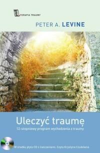 Uleczyć traumę. 12- stopniowy program - okładka książki