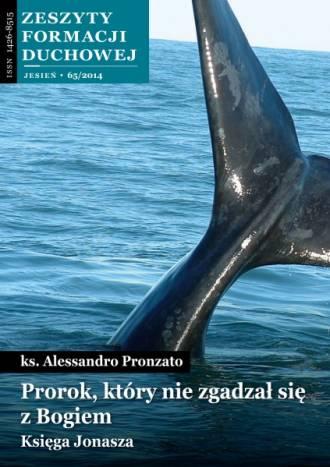 Zeszyty Formacji Duchowej nr 65. - okładka książki