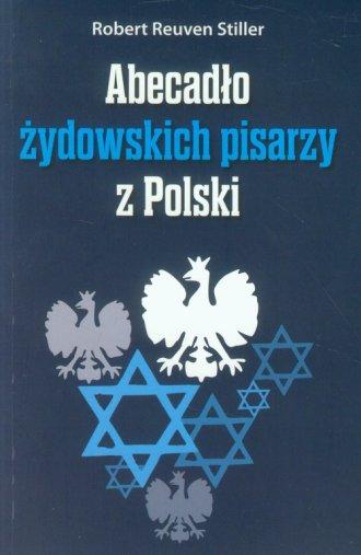 Abecadło żydowskich pisarzy z Polski - okładka książki