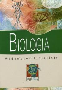 Biologa. Wademecum licealisty - okładka podręcznika