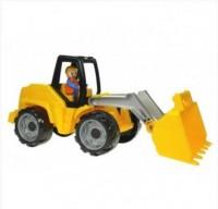 Buldożer - zdjęcie zabawki, gry