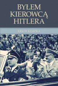 Byłem kierowcą Hitlera - okładka książki