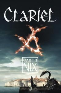 Clariel - okładka książki