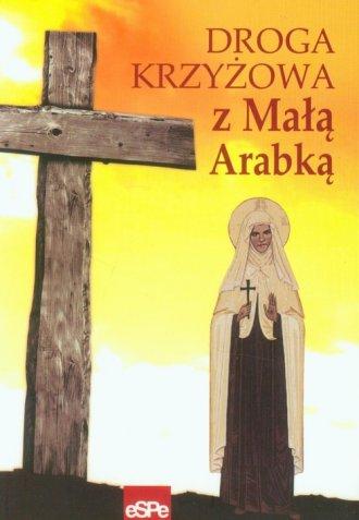 Droga krzyżowa z małą Arabką - okładka książki