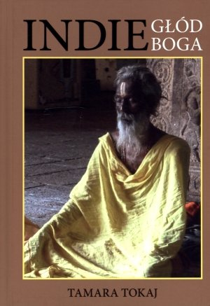 Indie. Głód Boga - okładka książki