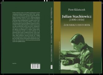 Julian Stachiewicz (1890-1934). - okładka książki