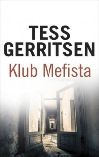 Klub Mefista - okładka książki