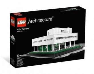 LEGO Architecture. Willa Savoye - zdjęcie zabawki, gry