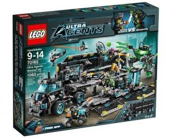 LEGO Ultra Agents. Centrala ultra - zdjęcie zabawki, gry