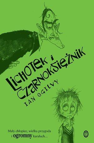 Lichotek i czarnoksiężnik - okładka książki