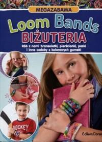Loom Bands. Biżuteria - okładka książki
