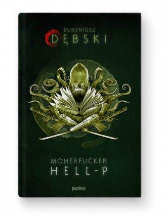Moherfucker Hell-P - okładka książki