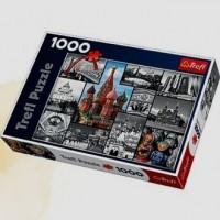 Moskwa kolaż (puzzle 1000-elem.) - zdjęcie zabawki, gry